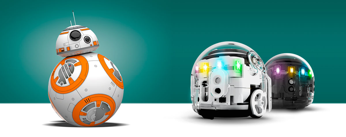 Robots For Kids: Sphero BB-8 & Ozobot Evo