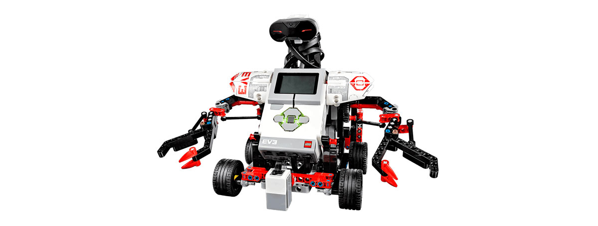 Mindstorms LEGO Robot for Kids 2019