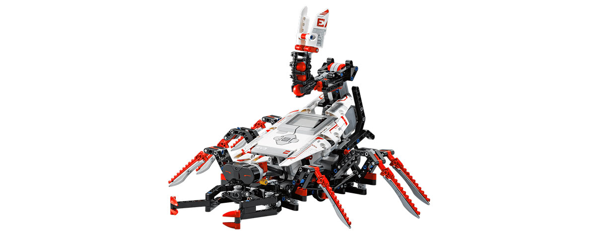 Robot for Kids Mindstorms LEGO 2019