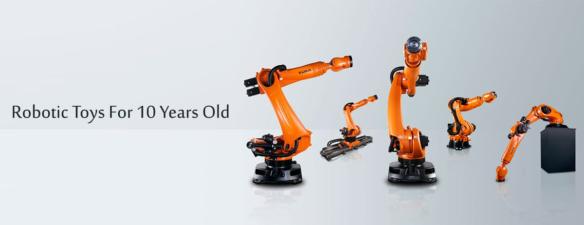 Robotic Toys For 10 Years Old