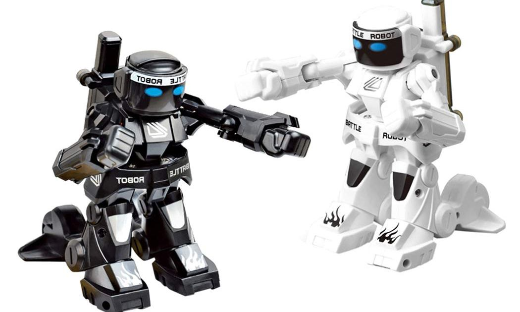 Fighting Robot Toys 4